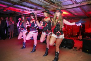 Cowgirl Dancers